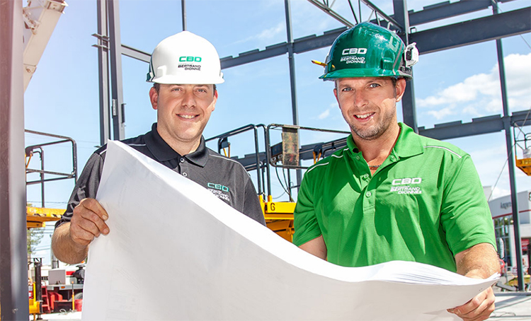 Construction Bertrand Dionne